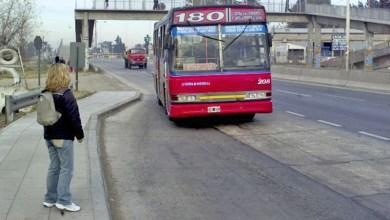 Photo of Choferes de la Línea 180 reclaman que requisen a los pasajeros para evitar robos