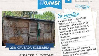 Photo of Merlo: Joven con 4 hijos necesita ayuda urgente para recuperar su casa