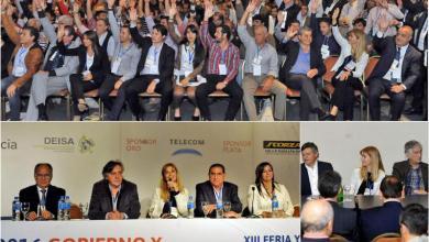 Photo of Verónica Magario se convirtió en la primera mujer presidenta de la FAM