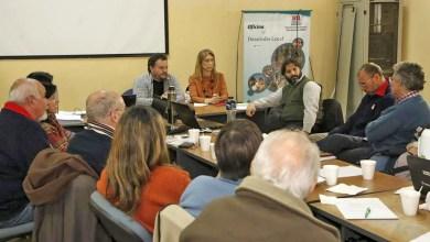 Photo of Reunión con el INTA para fortalecer a productores urbanos y periurbanos