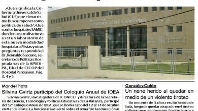#BuenJueves Portada edición impresa DiarioNCO 20-10-2016