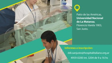 Photo of El Hospital Italiano de San Justo realiza la 1° Jornada de enfermería: El rol de enfermería en la construcción de un hospital de alta complejidad