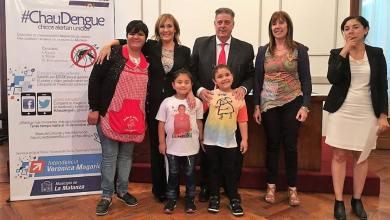 Photo of #ChauDengue: Acto de premiación del concurso en San Justo