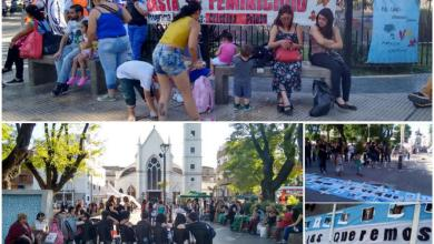 """Photo of #NiUnaMenos: """"Hay una sociedad que se está despertando, pero que no está involucrada"""""""