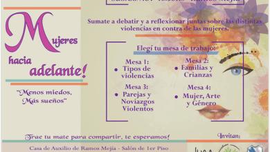 Photo of Ramos Mejía: 2° Encuentro Local por la No Violencia Hacia la Mujer