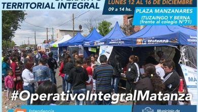 Photo of Villa Luzuriaga: Nuevo Operativo Integral en el barrio Manzanares
