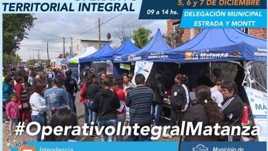 Photo of Los Operativos Integrales desde hoy vuelven a Rafael Castillo