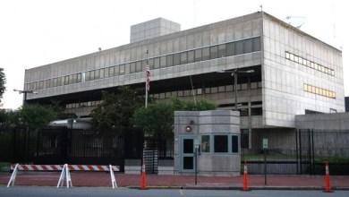 Photo of Amenaza de bomba en la Embajada de EEUU en Buenos Aires