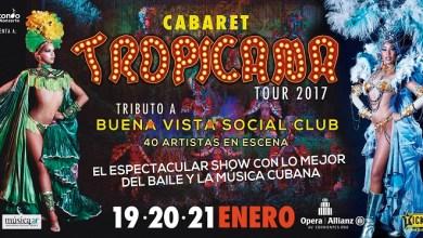 Photo of TROPICANA: Por primera vez en Argentina el cabaret cubano más famoso del mundo