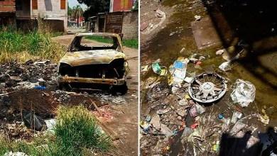 Photo of Vecinos de Carlos Gardel denuncian estar en peligro de contraer dengue por falta de prevención municipal