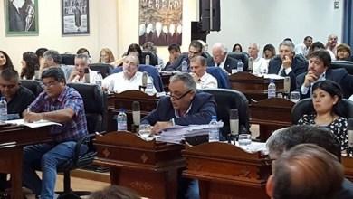 Photo of Miguel Calvete rindió cuenta de su actividad legislativa