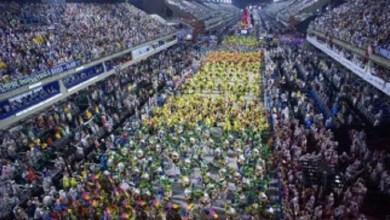 Photo of Carnaval de Río: Se desmoronó la estructura de una carroza