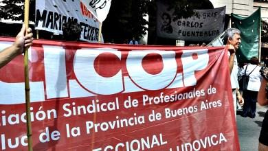 Photo of Para la Cicop el paro de médicos tuvo una «adhesión total»