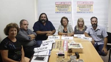 Photo of Unidad de acción: Se tensa el conflicto salarial entre los docentes y la Provincia