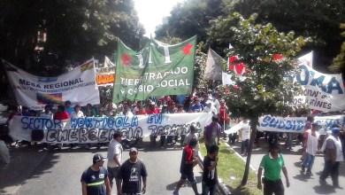 Photo of Movilización de los productores frutihortícola: enfatizan el reclamo y escrachan EDELAP.