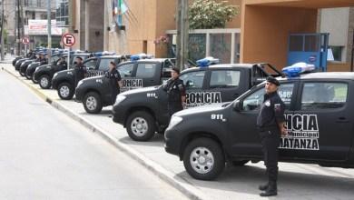 Photo of Pareja de policías, partera en La Matanza