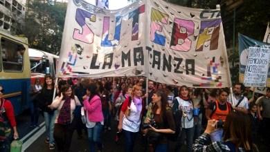 Photo of Paro docente: Este jueves tampoco hay clases en escuelas de La Matanza