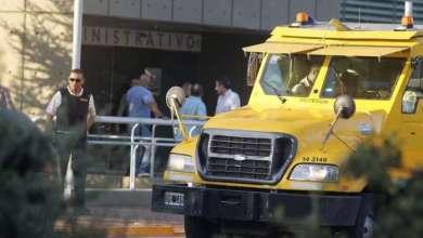 Photo of Tiros y un botín de $ 2.000.000 en el audaz asalto a un blindado en el Mercado Central