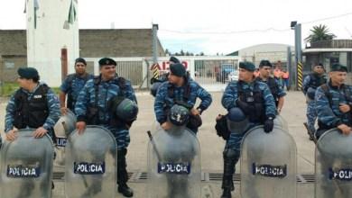 Photo of Merlo: Trabajadores resisten frente a la fábrica ex Petinari tras el desalojo