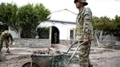 Photo of Jujuy: Trabajo contra reloj para reconstruir la única escuela de Volcán