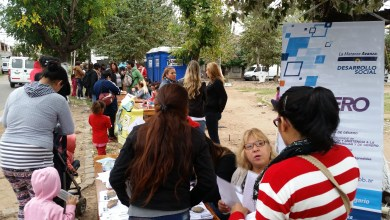 Photo of Promoviendo derechos de niñez en el Barrio San Alberto