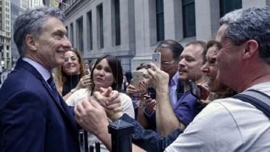 Photo of Macri llegó a Estados Unidos