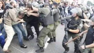 Photo of Repudiamos la detención del compañero Daniel Lara.