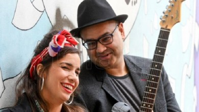 Photo of Robin Banerjee: El guitarrista que mantiene vivo el legado musical de Amy Winehouse