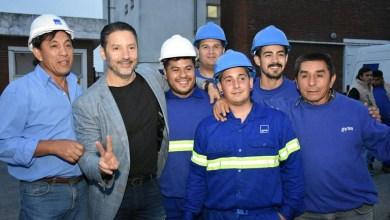Photo of Merlo: Menéndez oficializó el traspaso a AYSA