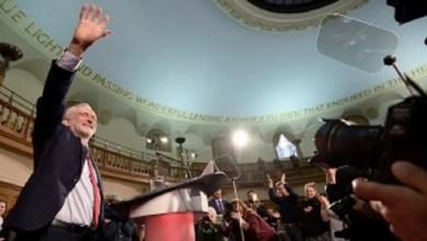 Photo of Corbyn reanudó la campaña tras el ataque en Manchester