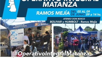Photo of Los próximos Operativos Integrales serán en tres localidades distintas