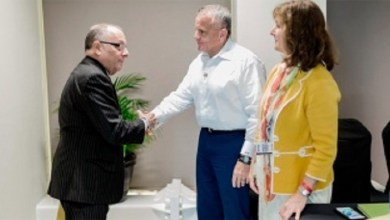 Photo of Faurie se reunió con el secretario adjunto de los Estados Unidos