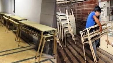 Photo of El gobierno dice que ya se equiparon 70 aulas en escuelas de La Matanza