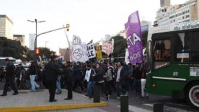 Photo of Trabajadores de Pepsico cortaron la 9 de Julio