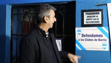 Photo of Randazzo estuvo en La Matanza y visitó a un joven campeón de boxeo