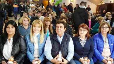 Photo of Encuentro y misa en Ciudad Evita