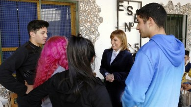 Photo of Virrey del Pino: Gvirtz y Schvartzman recorrieron obras en escuelas y jardines de infantes