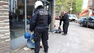 Photo of Delincuentes fueron detenidos luego de una persecución