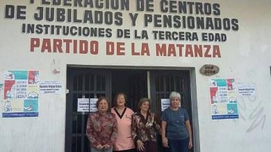 Photo of San Justo: Los Centros de Jubilados en contra del traslado de Asuntos Comunitarios