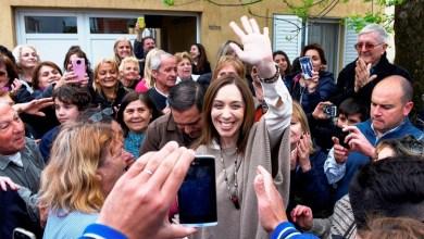 Photo of María Eugenia Vidal: «Estamos haciendo lo que estuvo pendiente muchos años»