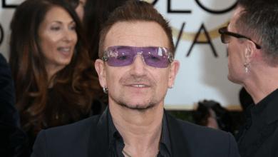Photo of Bono el músico Irlandés fue recibido por Mauricio Macri