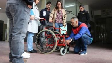Photo of Internos del penal 15 de Batan armaron una silla de ruedas adaptada