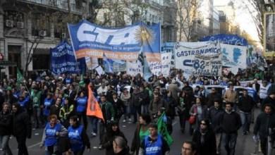 Photo of La Amenaza sindical a los senadores