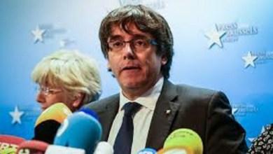 Photo of Fiscalía española pide la detención de Puigdemont