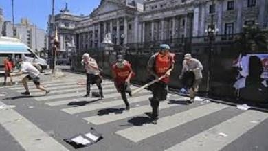 Photo of Fueron 20 los detenidos en la marcha