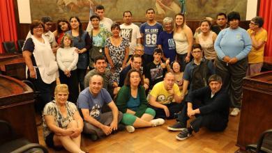 Photo of Alumnos visitaron el HCD en Morón
