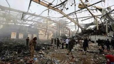 Photo of Diez muertos por bombardeo en Al Taaziya, distrito de Taiz