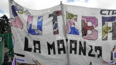 Photo of Rechazo en Suteba Matanza por el intento de los ceses provisionales