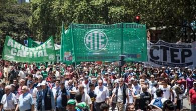 Photo of ATE Argentina confirmó el Paro Nacional