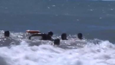 Photo of Rescate en Mar del Plata